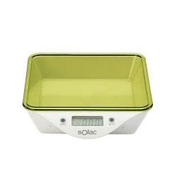 Báscula de Cocina Digital Solac BC6260