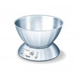 Báscula de Cocina Digital Beurer KS54 con Bol
