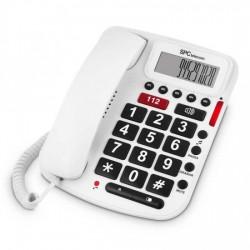 Telefono Telecom 3293B Limitaciones Sobre Mesa