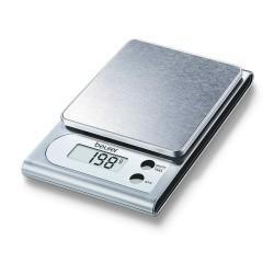 Báscula de Cocina Digital Beurer KS22 Plateada