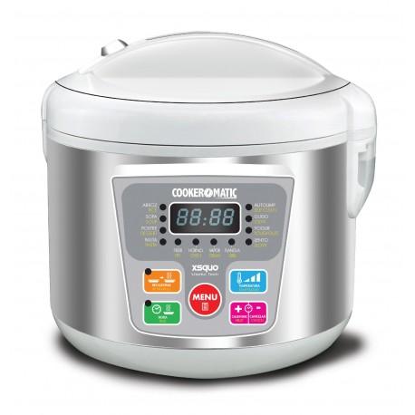Robot de Cocina Inteligente Cookermatic