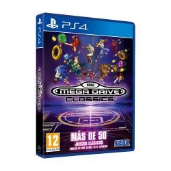 Juego Mega Drive Classics de Sega para PS4