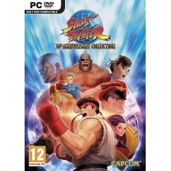 Juego Street Fighter 30th Anniversary Collection para PC
