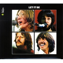 CD The Beatles - Let It Be