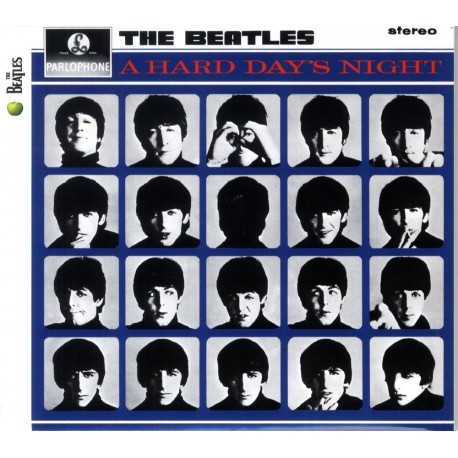 CD The Beatles - A Hard Day's Night