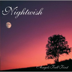 CD Nightwish - Angels Fall First