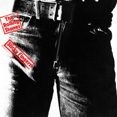 CD The Rolling Stones - Sticky Fingers