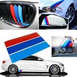 Pegatinas Adhesivas para BMW Motorsport 24x5cm