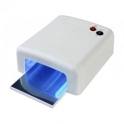 Lampara UV Secador Uñas De Gel - Blanca