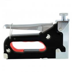 Grapadora Metálica para grapas 4 - 14 mm Handtacker grapadora incl. 50 grapas