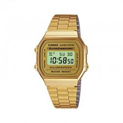 Reloj Digital Casio A168WG-9EF - Dorado