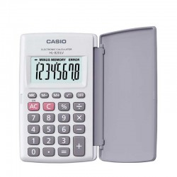 Calculadora Portátil Casio HL-820LV-WE