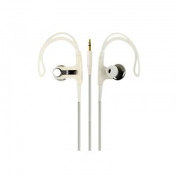 Auriculares Correr Blancos Tipo Beat