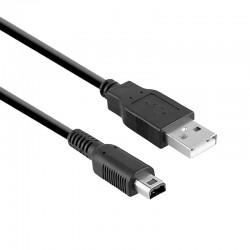 Cable USB de Carga para Nintendo DSI - DSI XL - 3DS