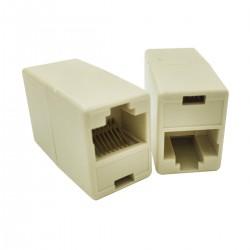 Adaptador Alargador para Cables RJ45