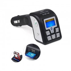 Transmisor Bluetooth Mechero Coche
