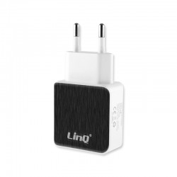 Cargador de Red USB 15W - 3A - Blanco