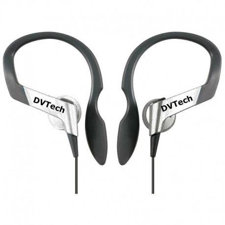 Auriculares para Correr DV-Tech - Plateados