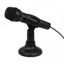 Micrófono Negro Skype