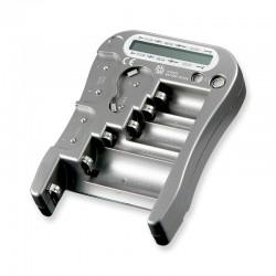 Comprobador de pilas baterias testeadorpantalla LCD universal