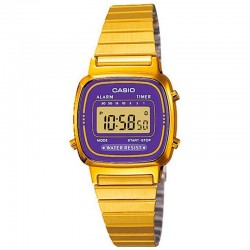 Reloj Digital Casio LA670WGA-6DF - Dorado