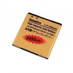 Batería larga duracion 2450 mAh para HTC EVO 3D G14