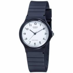 Reloj Analógico Casio MQ-24-7BLL - Negro