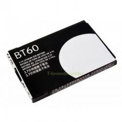 Bateria para MOTOROLA BT60