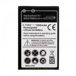 Bateria interna para Motorola Atrix 4G