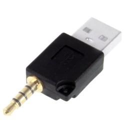 Adaptador USB iPod shuffle 1ª 2ª Gen.