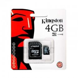 Tarjeta de Memoria Micro SD Kingston