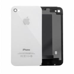 Tapa Trasera Para Iphone 4g Blanca