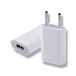 Adaptador de Red a Usb Blanco Plano