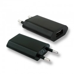 Adaptador de Red a Usb Negro Plano