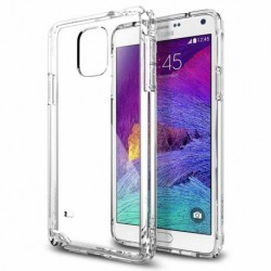 Funda de Gel Transparente para Note 4