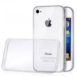 Funda Gel Transparente Para Iphone 4 4S