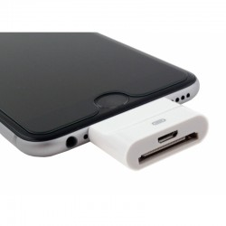Adaptador Iphone 4 Micro Usb a Iphone 5