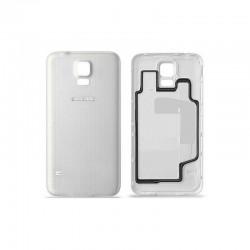 Tapa Trasera Galaxy S5 I9600 Blanca