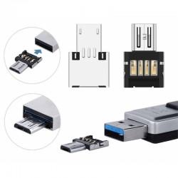 Mini Adaptador nano función OTG micro us
