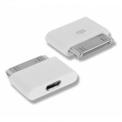Adaptador de Micro Usb a Iphone 4 4S