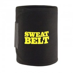 Faja Lumbar Reductora de Neopreno Sweat Belt