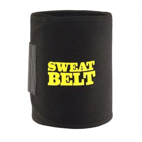 Faja Lumbar Reductora de Neopreno Sweat Belt