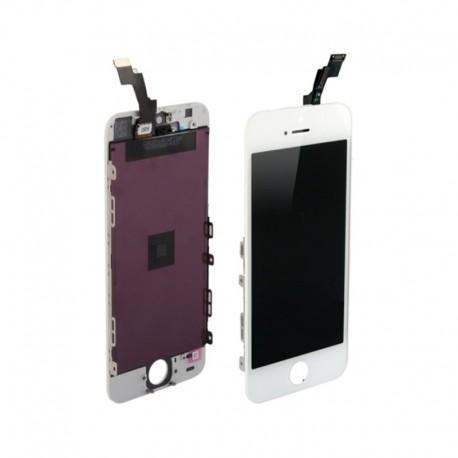 8f934c6d665 Pantalla LCD Completa Tactil Display Recambio para iPhone 5s - Blanca