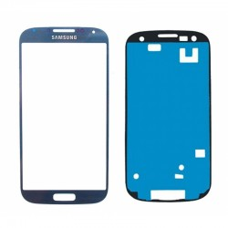 Cristal pantalla Galaxy S4 I9500 Azul