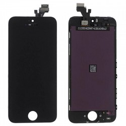 Pantalla LCD Completa para iPhone 5s - Negra