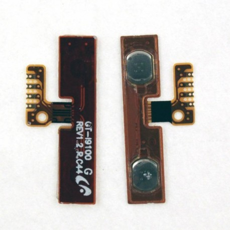 Cable Flex para Control Volumen Samsung Galaxy S2 i9100
