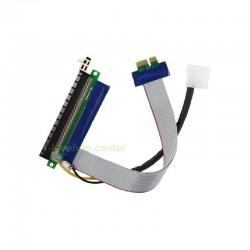 Cable conversor tarjeta de PCI-E express