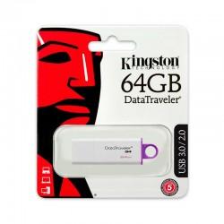 Pendrive Kingston G4 Pen Drive USB - 64GB