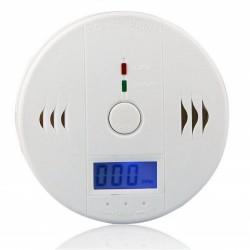Detector de Monóxido de Carbono con Alarma
