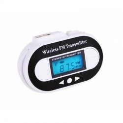 Reproductor Transmisor mp3 wireless coche